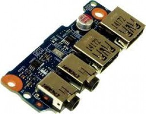 USB and audio board 721542-001