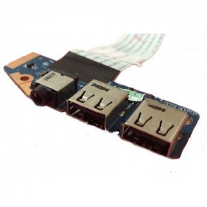 USB and audio board 768132-001